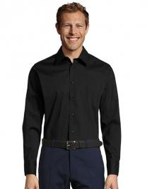 Men`s Stretch-Shirt Brighton Longsleeve